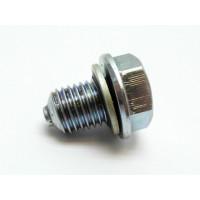 Кольцо уплотнительное USIT 12мм (сливная пробка)