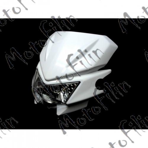 Фара в сборе на питбайк. Модель 2014г. Motoland XR 125cc