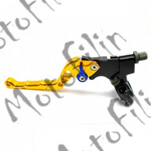 Рычаги тормоза и сцепления с регулировкой. Тюнинг. XR125.