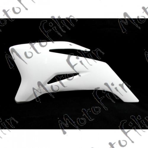 Пластик передний левый. Белый. (на бензобак) XR125cc