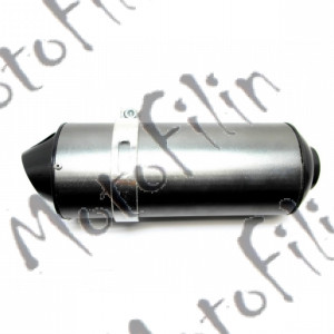 Глушитель прямоточный на питбайк Motoland XR125