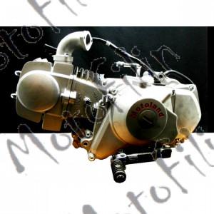 Двигатель в сборе (Стартер) 153FMI-2. 125сс. Мотолэнд