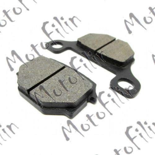 Колодки тормозные ТТР250-2 (задние)