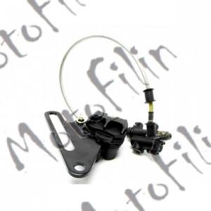 Тормоз дисковый задний (ножной) в сборе TTR250a