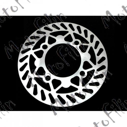 Диск тормозной задний (190x76x3) (отв: 4x71) TTR125/XR125
