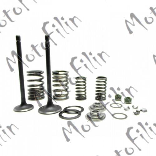 Клапаны головки цилиндра 162FMJ CG150 (комплект)