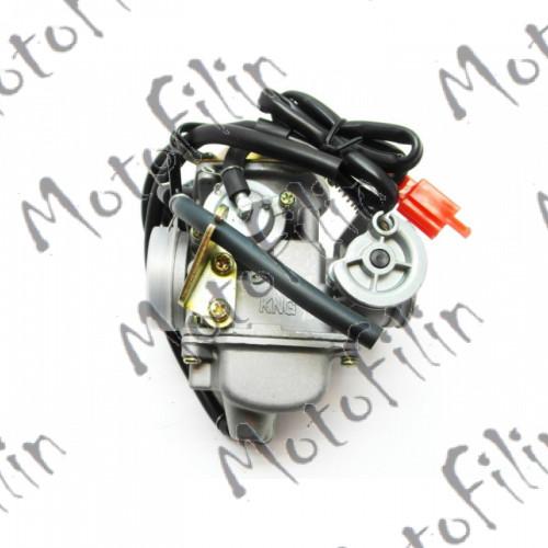 Карбюратор 4Т на 157QMJ (GY6-150), 152QMI