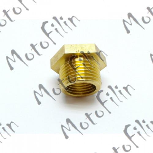 Футорка (ввертыш) для свечи зажигания М14 (D18xd14xL15)