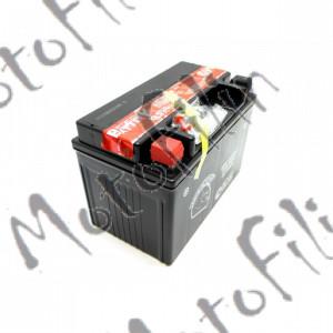 Аккумулятор. АКБ Hyper 7А -114х71х131-1 (Обратная ) YTX7L-BS