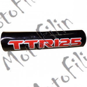 Валик руля с надписью TTR125