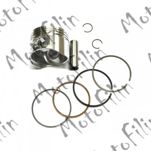 Поршень с кольцами (комплект) ТТР125 52.4