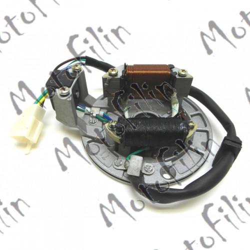 Статор генератора  (2 катушки) 154FMI
