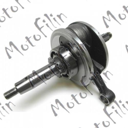 Вал коленчатый в сборе 4Т 152FMI,153FMI (h55,5) L=102mm; p13mm; ALPHA, TTR125