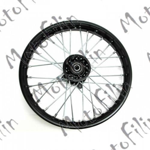 Диск колесный R17 передний 1.8-17 (спицы) (диск. 4x70); TTR125