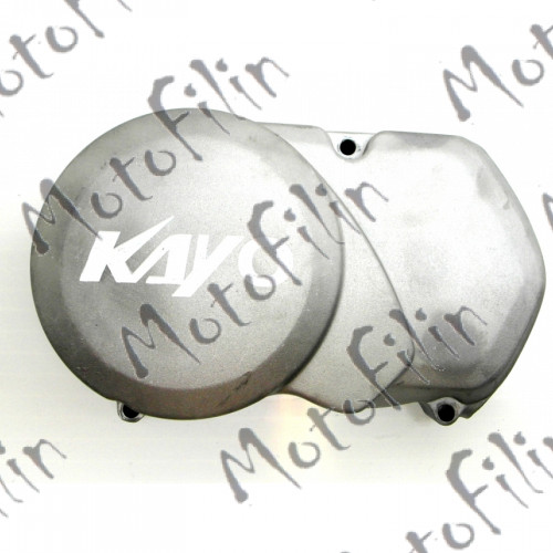 Крышка картера левая Кайо 125 классик (мотор LF120 -125cc)