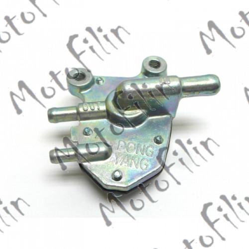 Клапан топливный вакуумный универсальный для мототехники (2крепления)