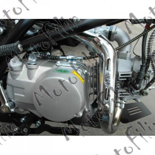 Двигатель на питбайк YX 140cc с возд-масл охлаждением.