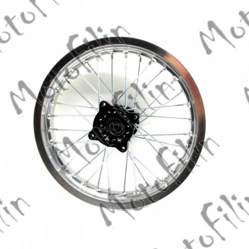 """Диск колесный 14"""" задний алюминиевый на питбайки. Тюнинг."""