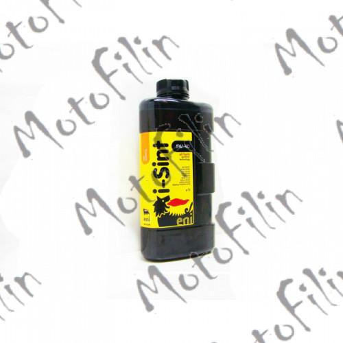 Eni i-Sint 5W-40  1L. Синтетика. Авто масло в ДВС.