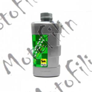 ENI / Agip GEAR SYNTH 75W-90/ 1L. Синтетика. Трансмиссионное для 2х и 4х тактных мотоциклов