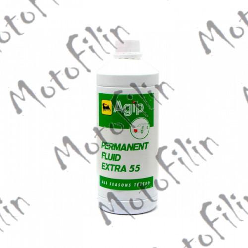 ENI  PERMANENT Fluid Extra 55. 1L. Охлаждающая жидкость для мото