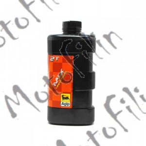ENI / Agip MIX Universal 2T. Минеральное. Для 2х тактной малогабаритной техники.