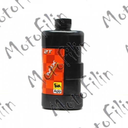 ENI / Agip MIX Universal 2T. Минеральное мотомасло.