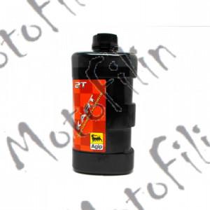 ENI / Agip KART 2T. Синтетическое касторовое масло для картинга.