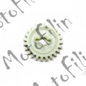Шестерня привода масленого насоса (пластик) 152FMH 125см3