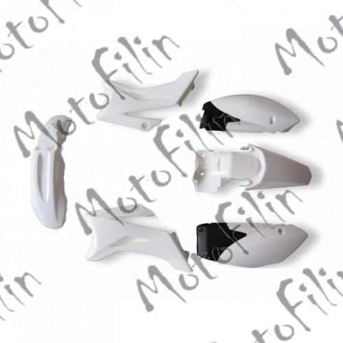 Пластик белый комплект на TTR 125