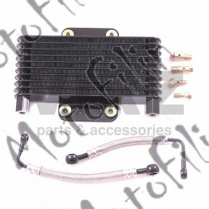 Радиатор масляный 152FMI (в сборе) T125