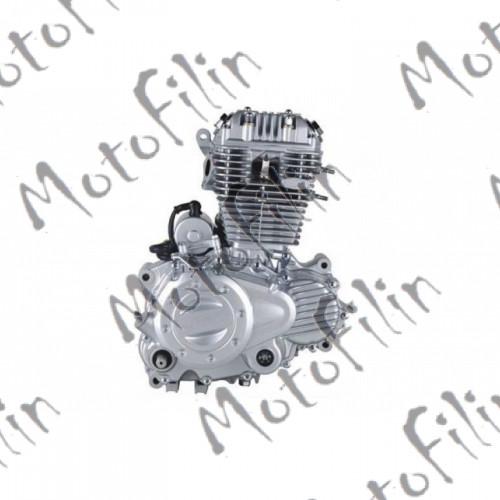 Двигатель в сборе 4Т 165FMM (CB250) 223см3 (МКПП) (1-N-2-3-4-5) (8кат.) ZONGSHEN