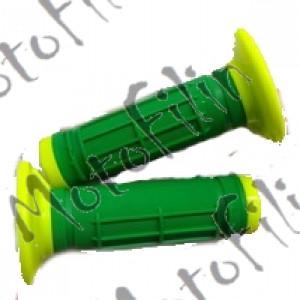 Ручки руля/грипсы ZX-B520 (пара)
