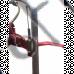 Сцепление гидравлическое в сборе CNC красное