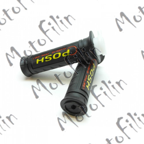 Ручка газа (Грипсы) универсальные мягкие Posh. М3
