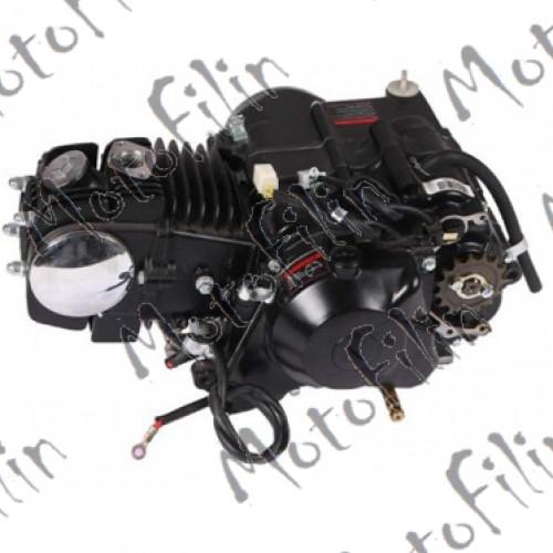 Двигатель в сборе 4Т 153FMI (CUB) 119, 7см3 (МКПП) (N-1-2-3-4) (с ниж. э/стартером) TTR125