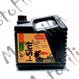 Моторное масло Eni/Agip i-Sint MS 5W-40 4 л
